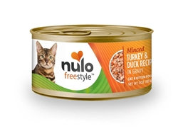 Nulo FreeStyle Minced Recipe Canned Cat Food 3oz (Case of 24)