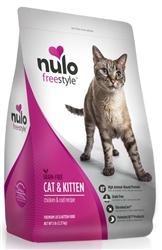 Nulo Cat & Kitten Grain Free Chicken