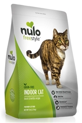 Nulo Cat Indoor Grain Free Dry Cat Food Duck