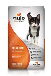 Nulo FreeStyle Grain Free Cat & Kitten Turkey & Duck Recipe