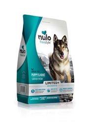 Nulo FreeStyle Limited+ Grain Free Salmon Dry Dog Food