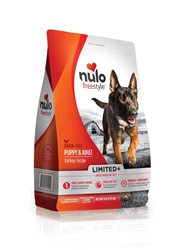 Nulo FreeStyle Limited+ Grain Free Turkey Dry Dog