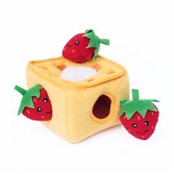 Strawberry Waffles - Food Buddies Zippy Burrow