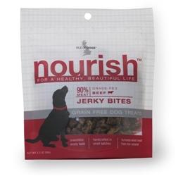Nourish Jerky Bites - Grass-Fed Beef