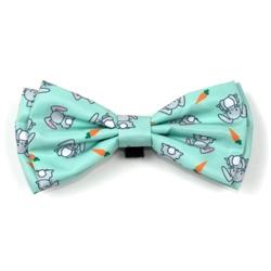 Bunnies Bow Tie