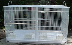 "FLIGHT CAGE 30*18*18"" SPLIT (case of 3) birdcages"