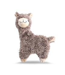MY BFF ALPACA PET PLUSH TOY BROWN
