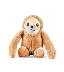 NANDOG MY BFF SLOTH PLUSH PET TOY TAN