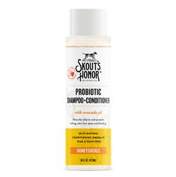 Skout's Honor Probiotic Shampoo+Conditioner Honeysuckle (16oz)