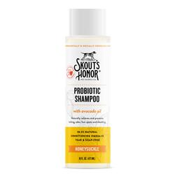 Skout's Honor Probiotic Shampoo Honeysuckle (16oz)