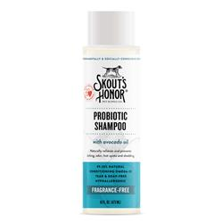 Skout's Honor Probiotic Shampoo Fragrance-Free (16oz)