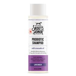 Skout's Honor Probiotic Shampoo Lavender (16oz)