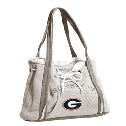 NCAA Georgia Bulldogs Hoodie Purse