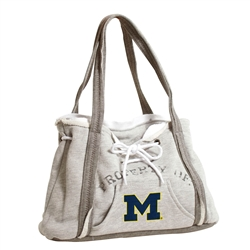 NCAA Michigan Wolverines Hoodie Purse