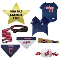 MLB Starter Pack - Cleveland Indians