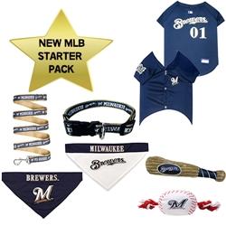MLB Starter Pack - Milwaukee Brewers
