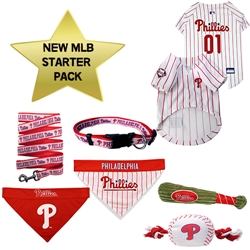 MLB Starter Pack - Philadelphia Phillies