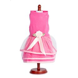 Pink Tulle Dress by Daisy and Lucy