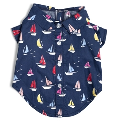 Sailboats Shirt
