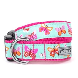 Butterflies Collar & Lead Collection