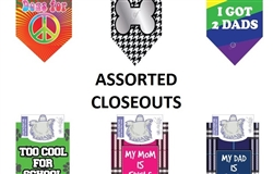 Assorted Dog Bandana Closeout / Inventory Reduction