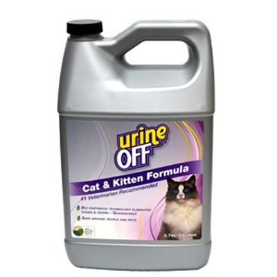 Urine Off for Cats & Kittens - 1 Gallon (case of 4)
