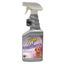 Urine Off for Dogs & Puppies - 500ml w/ Dual App Caps (case of 12)