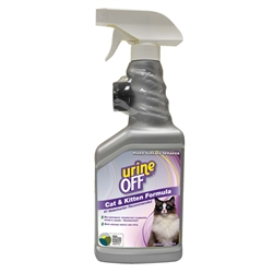 Urine Off for Cats & Kittens - 500ml w/ Dual App Caps (case of 12)