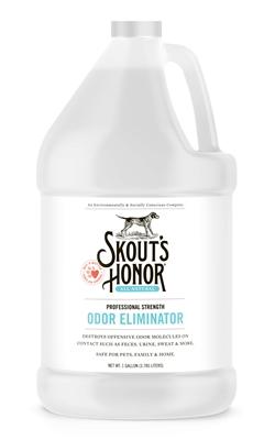 Skout's Honor Professional Strength Odor Eliminator (128 ounce/1 gallon Refill)