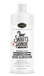 Skout's Honor Professional Strength Skunk Odor Eliminator (32oz)