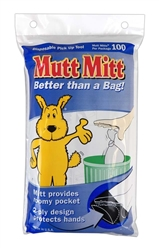 MUTT MITTS SMART PACK 100CT