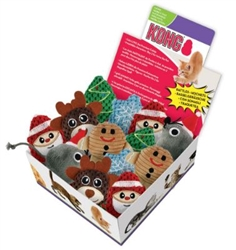 Holiday Scrattles PDQ 24 pc