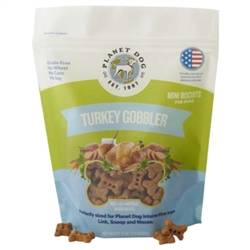 Turkey Gobbler - Planet Dog Mini Biscuits