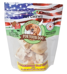 Best Buy Bones NOT-RAWHIDE Beef Chunks 5pc Bagged Animal Treats