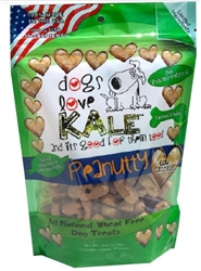 Peanutty Treats 6 oz Resealable Bag