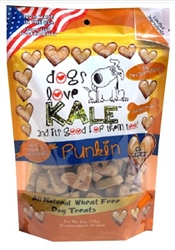 Punkin Treat' 6 oz Resealable Bag