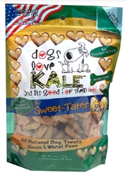 Sweet Tater Treat 6 oz Resealable Bag