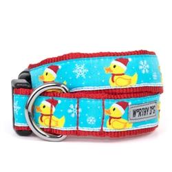 Santa Duck Collar Collection