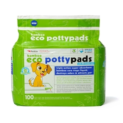 PetKin Bamboo Eco Potty Pads