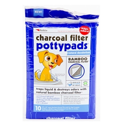 PetKin Charcoal Filter Potty Pads