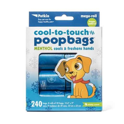 PetKin Cool-to-touch Poopbags