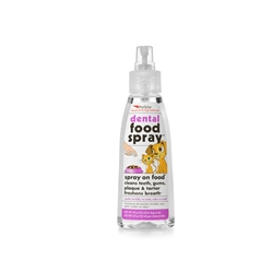PetKin Pet Dental Food Spray - 4 oz