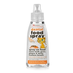 PetKin Cat Dental Food Spray - 4 oz