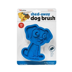 PetKin Shed-Away Dog Brush