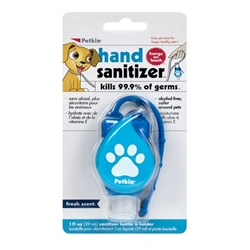 PetKin Hand Sanitizer & Holder - 1 oz