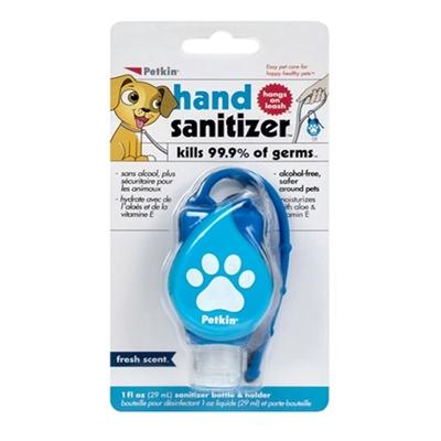 PetKin Hand Sanitizer & Holder - 1 oz