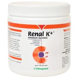 Vetoquinol Renal K+ (100 gm)