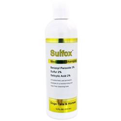 Sulfox Medicated Shampoo (12 fl oz)