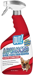 Advanced Severe Pet Stain & Odor Remover Spray, 32 oz
