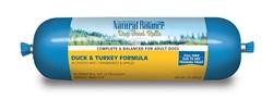 Natural Balance Food Rolls- Duck & Turkey  Formula
